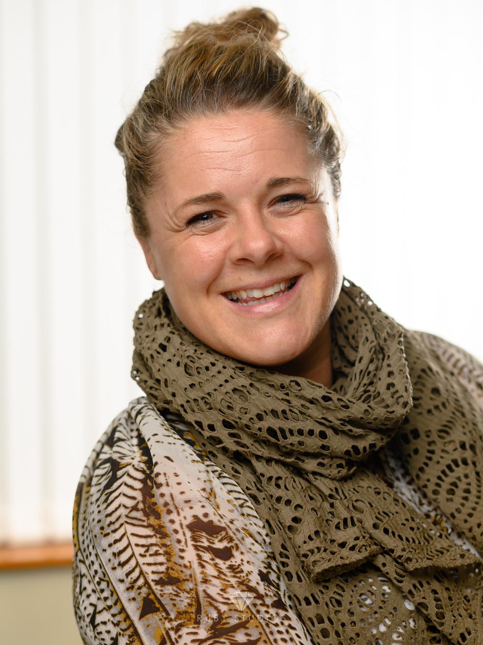 Rotarian Clare Turner-Marshall